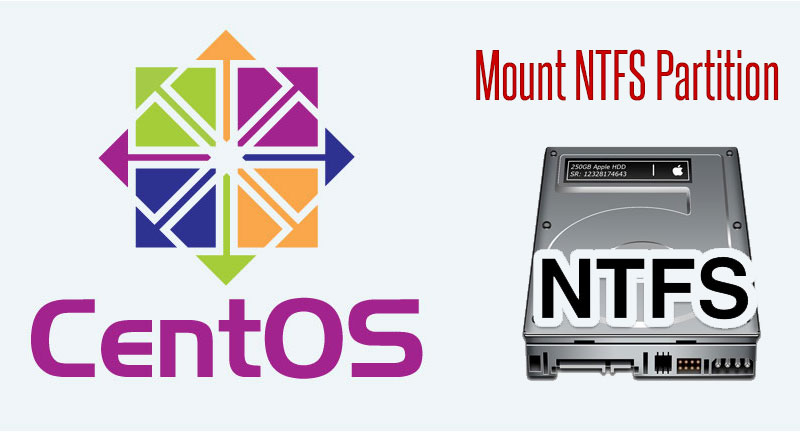 Mount nfs partition in Linux (NTFS) CentOS – Techobia
