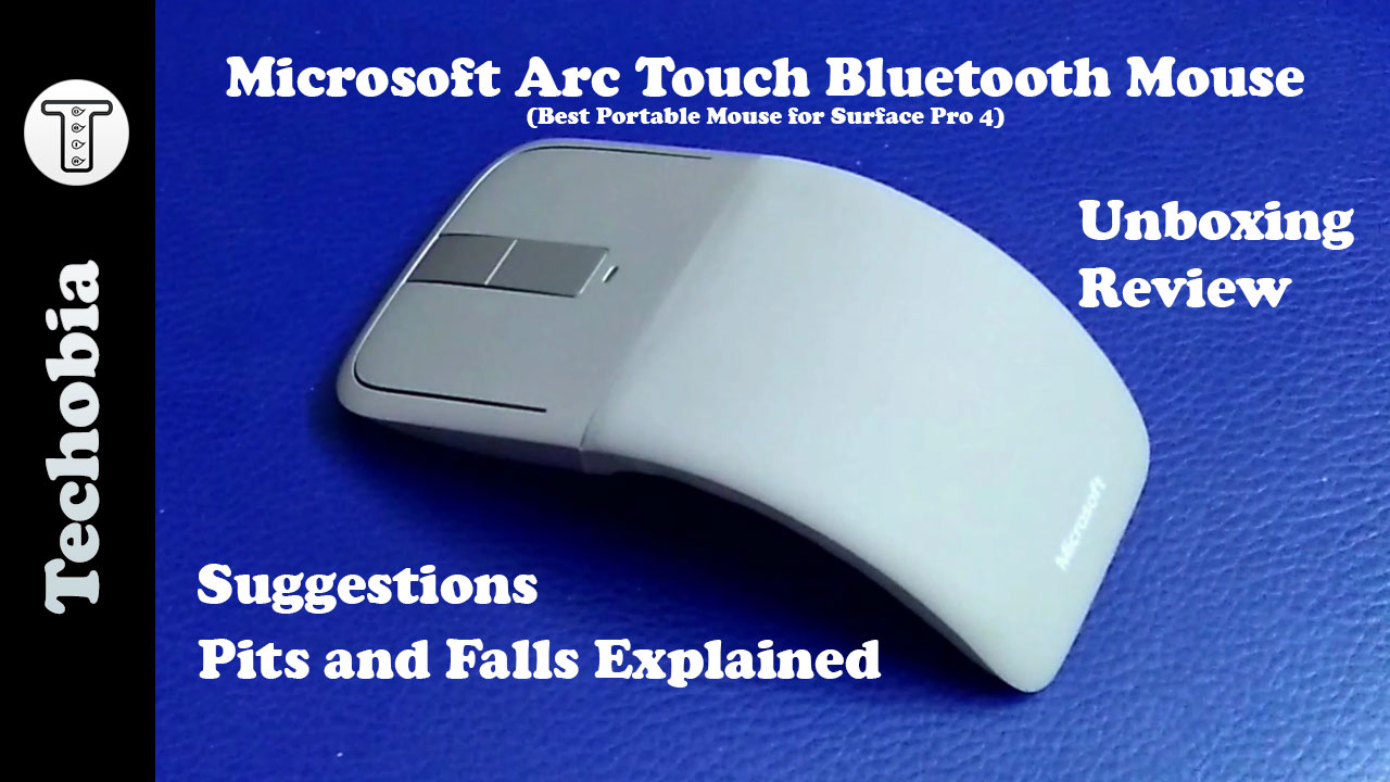 Microsoft Arc Mouse | Best Portable Mouse