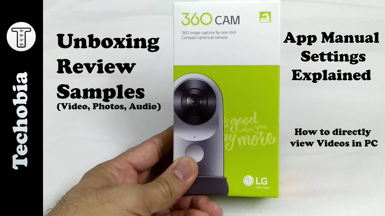LG 360 Cam | Steal Deal