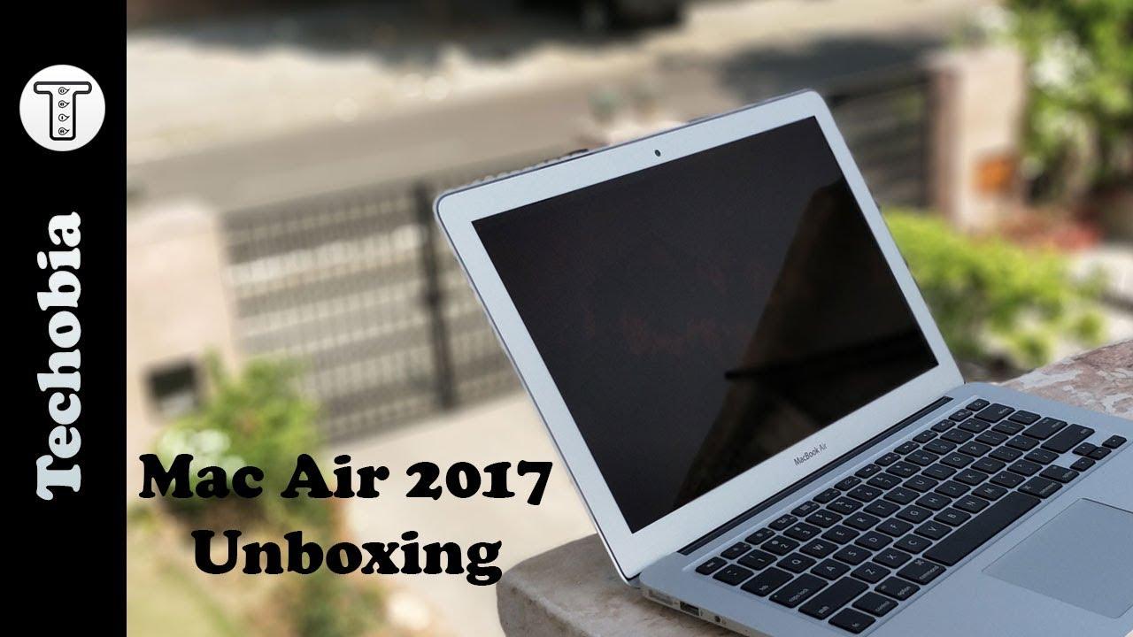 mac air 2017