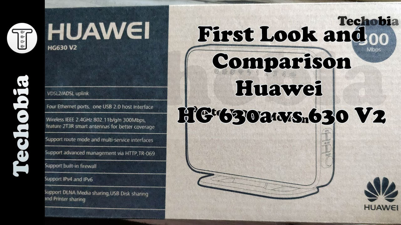 huawei hg630 v2 configuration – Techobia